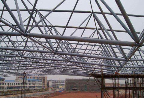 钢结构网架加工注意事项