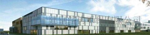 济宁市经济技术开发区环保产业园钢结构工程