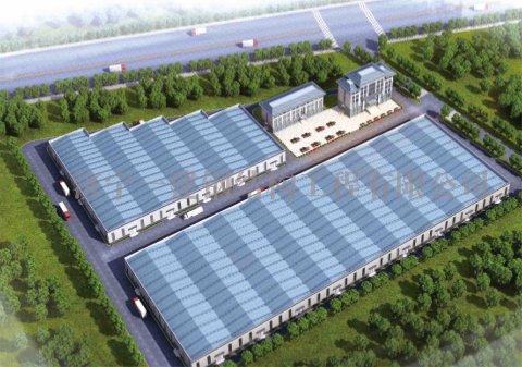 山东广盈实业有限公司钢结构工程