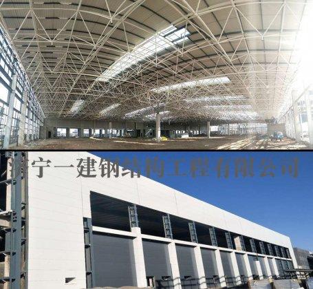 青岛机场国际快件监管中心网架