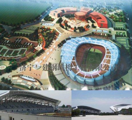 枣庄峄城文体中心工程